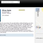 Dive Asia